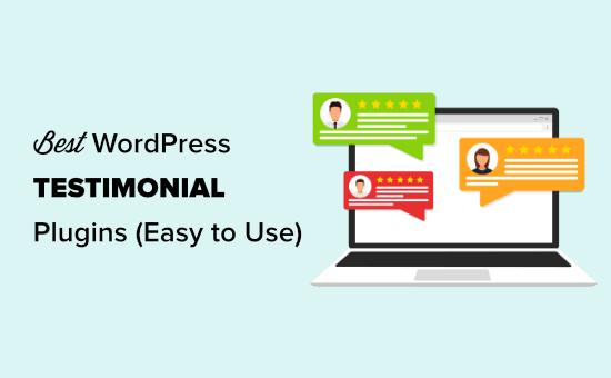 The best testimonial plugins for WordPress